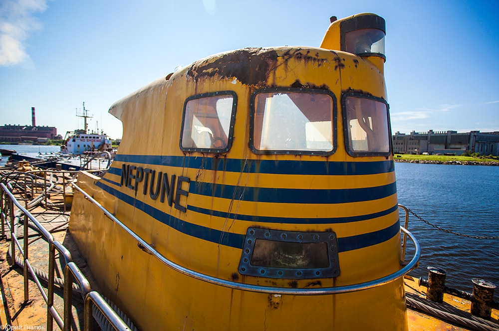 Экскурсионная подводная лодка — pic 4