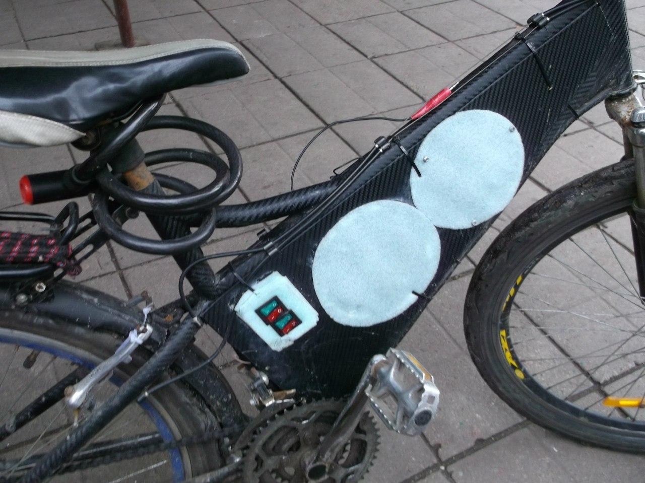 Как прокачать свой велосипед в домашних условиях