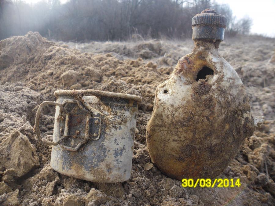 Военные трофеи, найденные на раскопках (58 фото) - лолс.ру -.