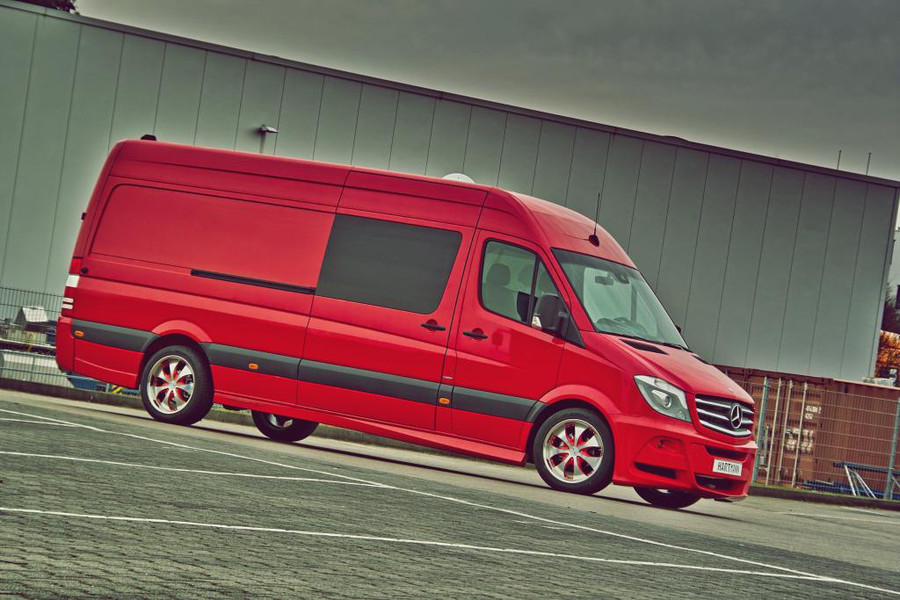 Mercedes-Benz Sprinter от ателье Hartmann