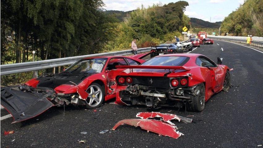 Самые необычные аварии
