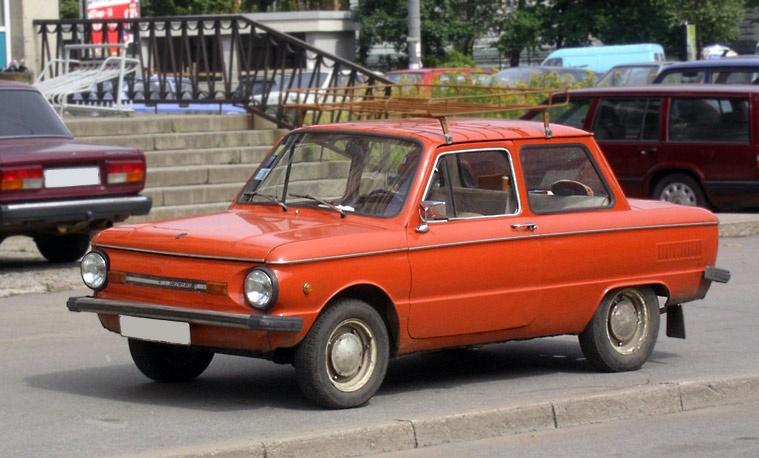 Краткий курс истории «Запорожца» в картинках автопром, запорожец, история