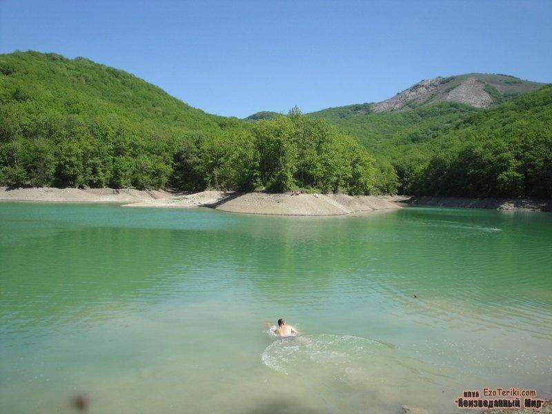 Красивые озера КРЫМА!