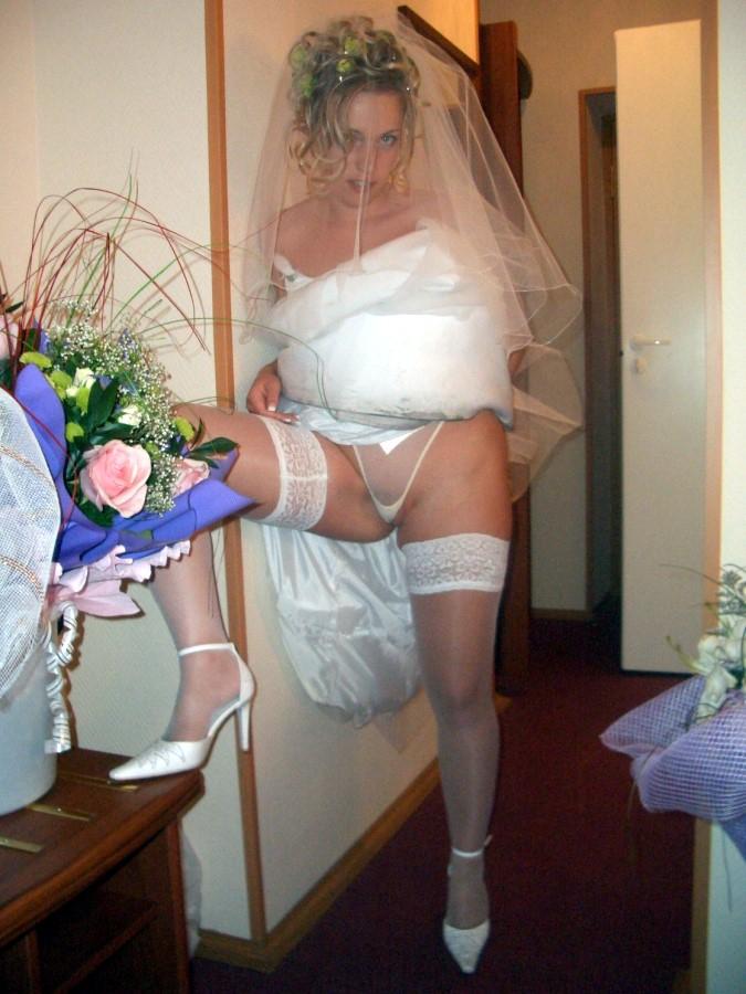 спалила трусики на свадьбе - 12