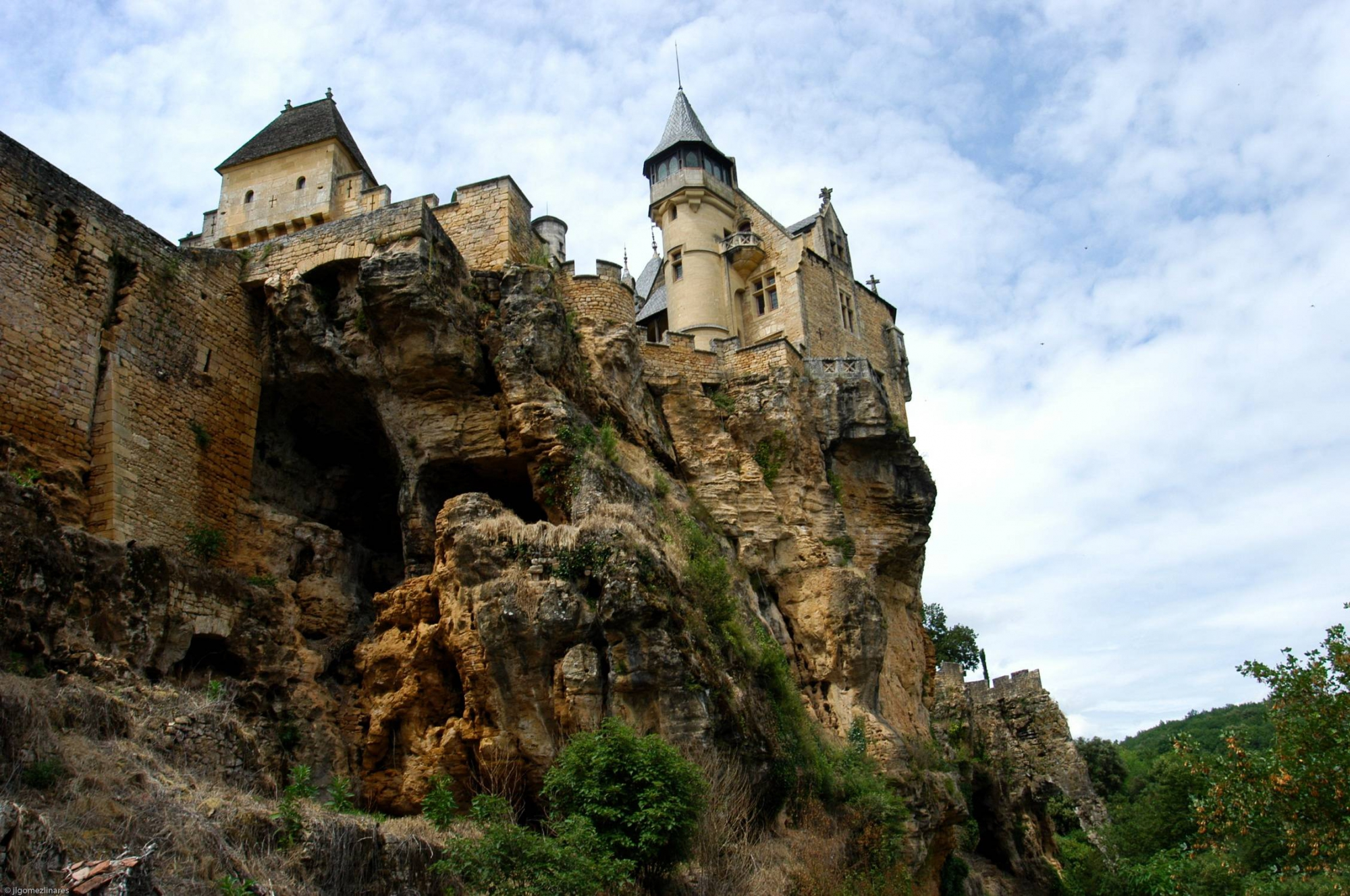 Castle Clayette, Франция интересное, фото
