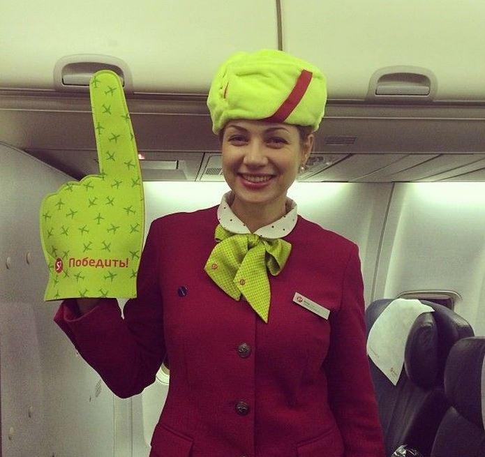 фото веселых стюардесс - 10
