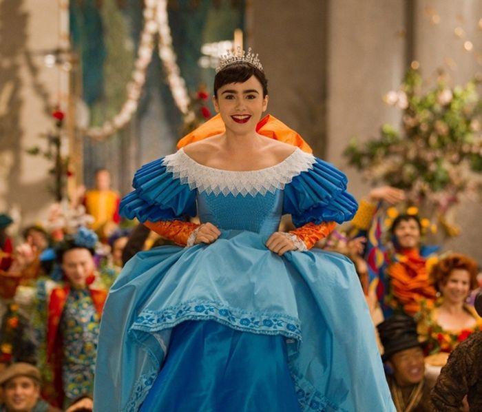 Сказочная платья принцесс