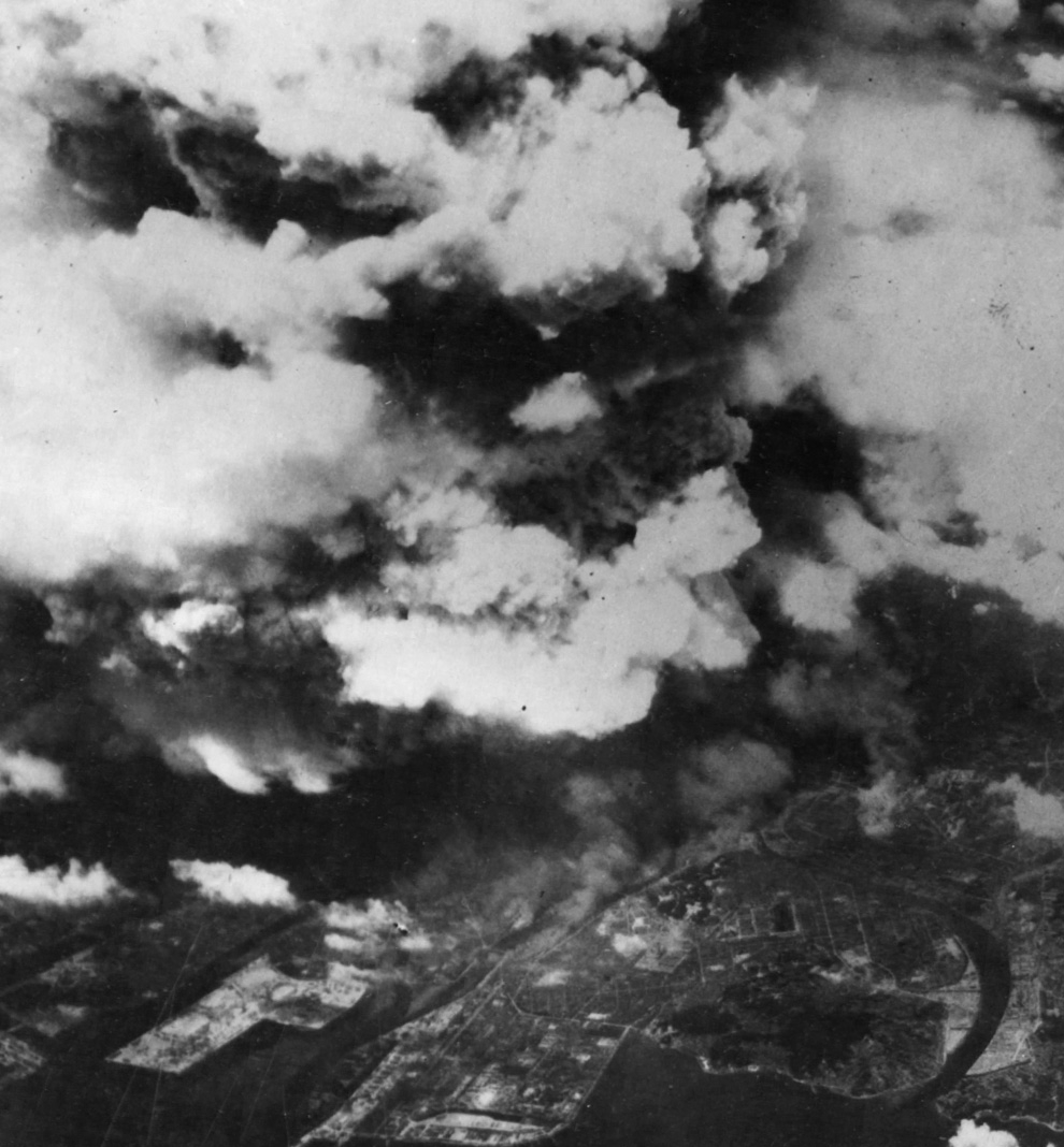 an analysis of the terrible destruction of the hiroshima atomic bomb The occasion for the article was the august 6th anniversary of the atomic bombing of hiroshima destruction inflicted by the atomic bomb analysis have held.