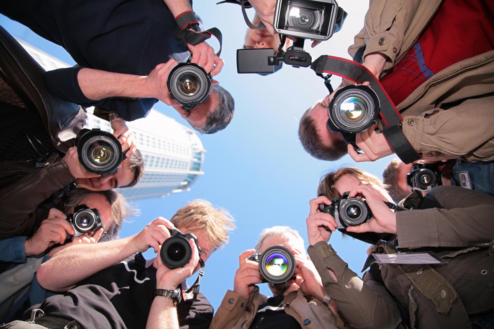 профессия фоторепортер это эти