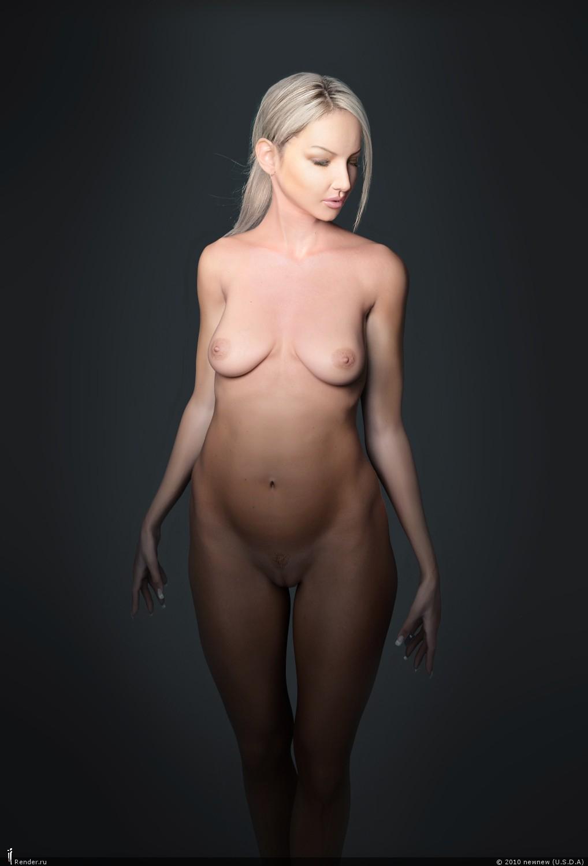 Профессиональное эротическое фото в полный рост голых женщин 9