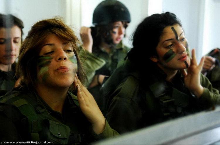 Лесбиянки с армии они