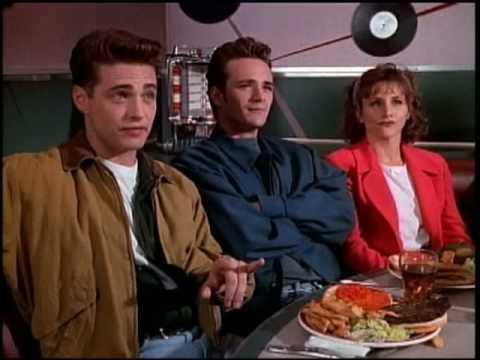 Самый сексуальны акт р беверли хилз 90210
