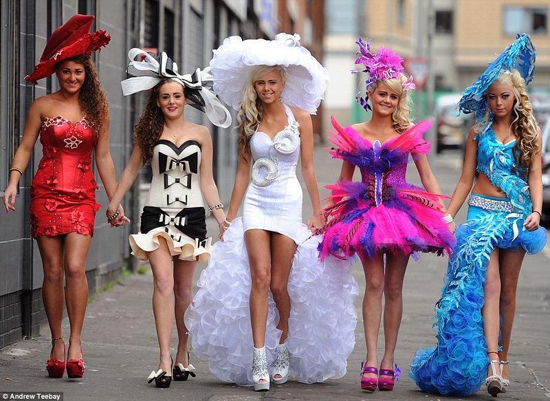 Сексуальные девушки в лондоне 5