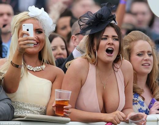 Молодые леди англии тоже хотят секса