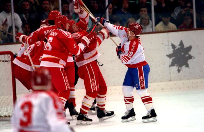 Картинки ссср хоккей