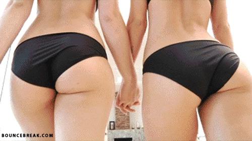 Представление порно попки от трех развратниц