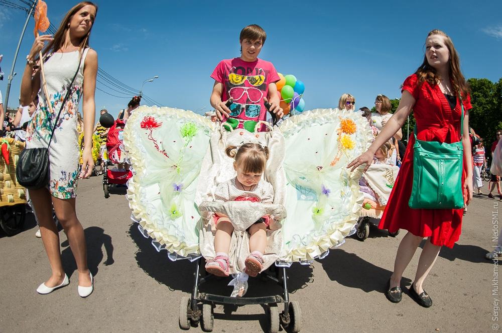 информация как нарядить коляску на парад колясок фото картинки всероссийским