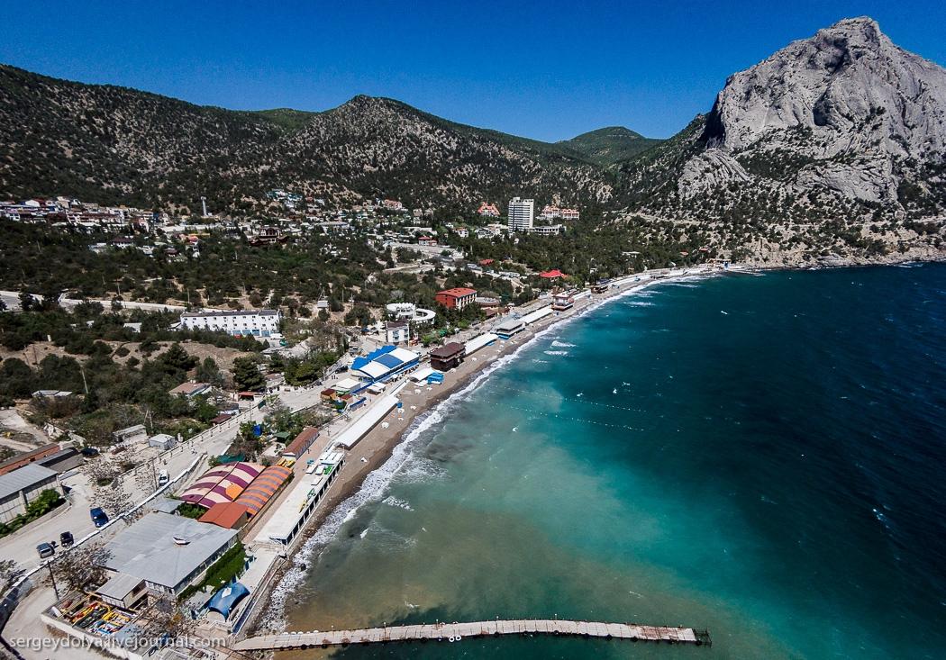 фото пляжей нового света в крыму том, какие есть