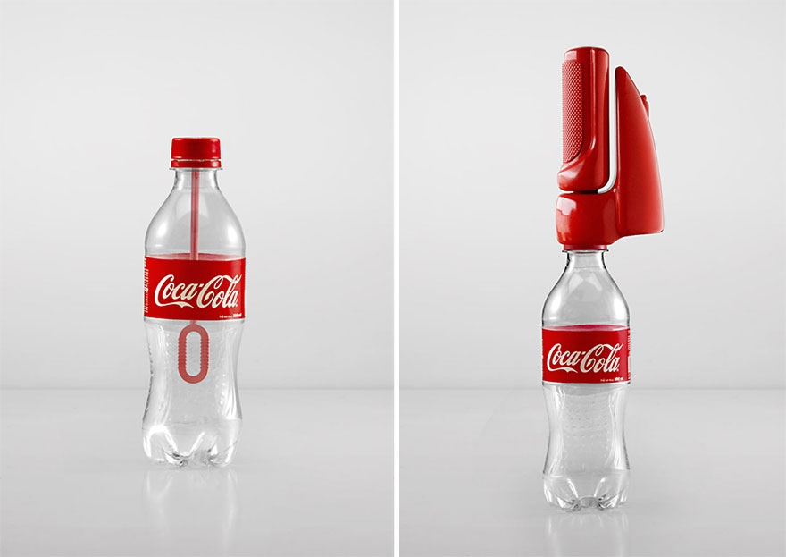 creativity and innovation used by coca cola Coca-cola advertising has historically pepsi cola, on another hand coca cola in return did not use its bottles and cans as the main source of creativity.