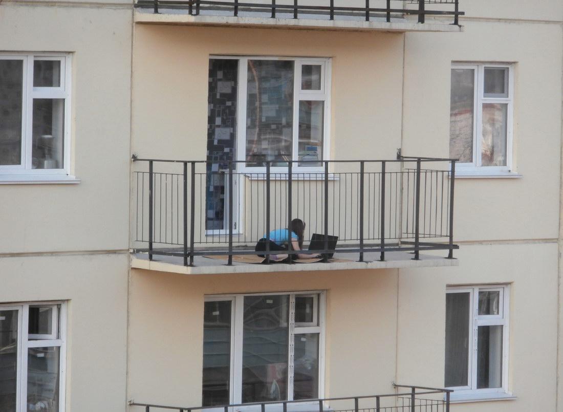 сделать, картинки про балконы прикольные все