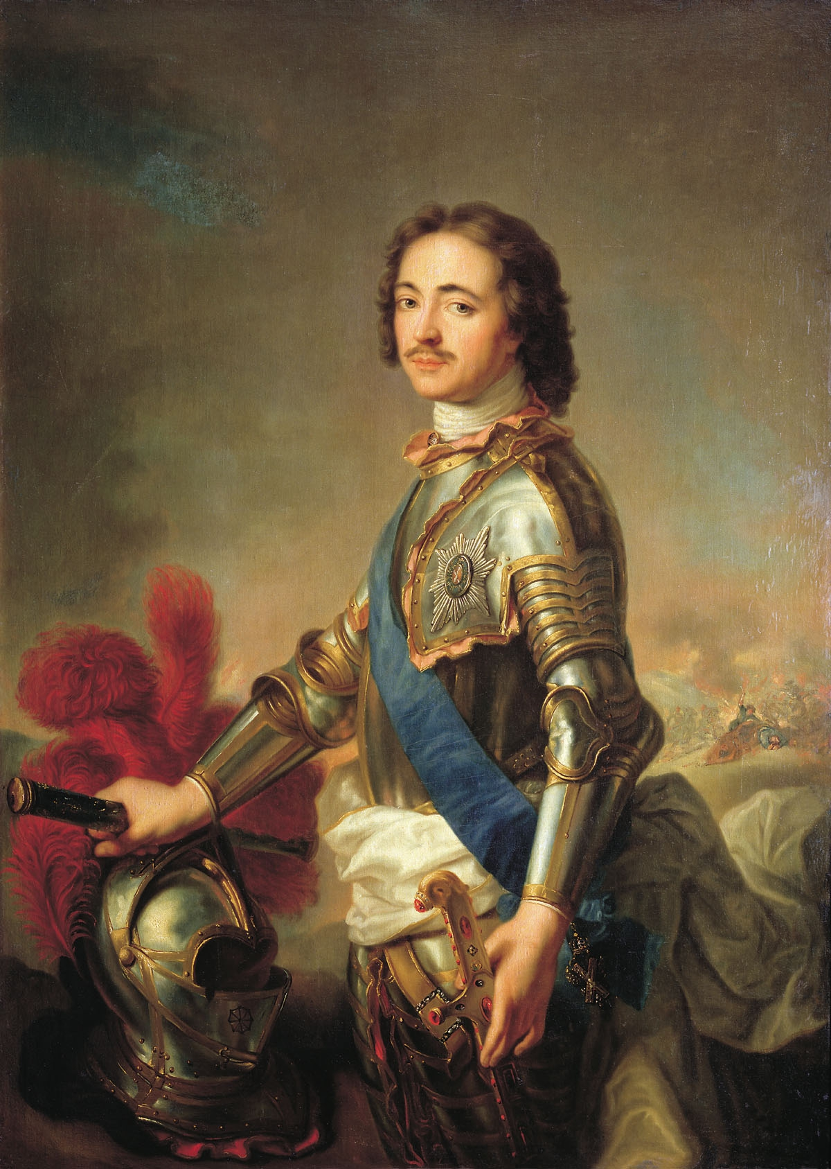 peter the great father of his Peter the great was really peter i, or pyotr alekseyevich, if you speak russian peter was especially interested in military strategies and navigation one of his main concerns was to gain russian access to the baltic and the peter's elder half brother fyodor succeeded to the throne when their father died.