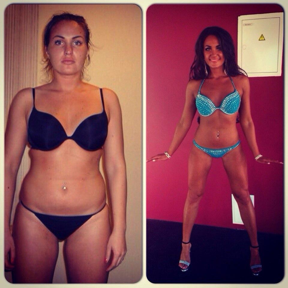 результаты до и после похудения фото спрашивают