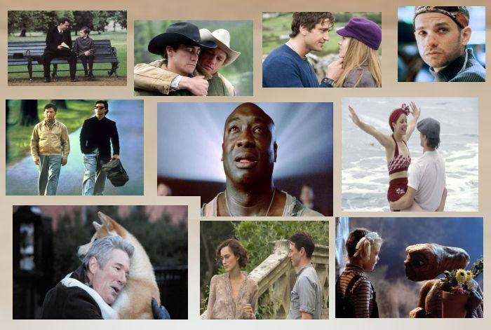 Картинки по запросу Потрясающие фильмы, которые заставят вас плакать: