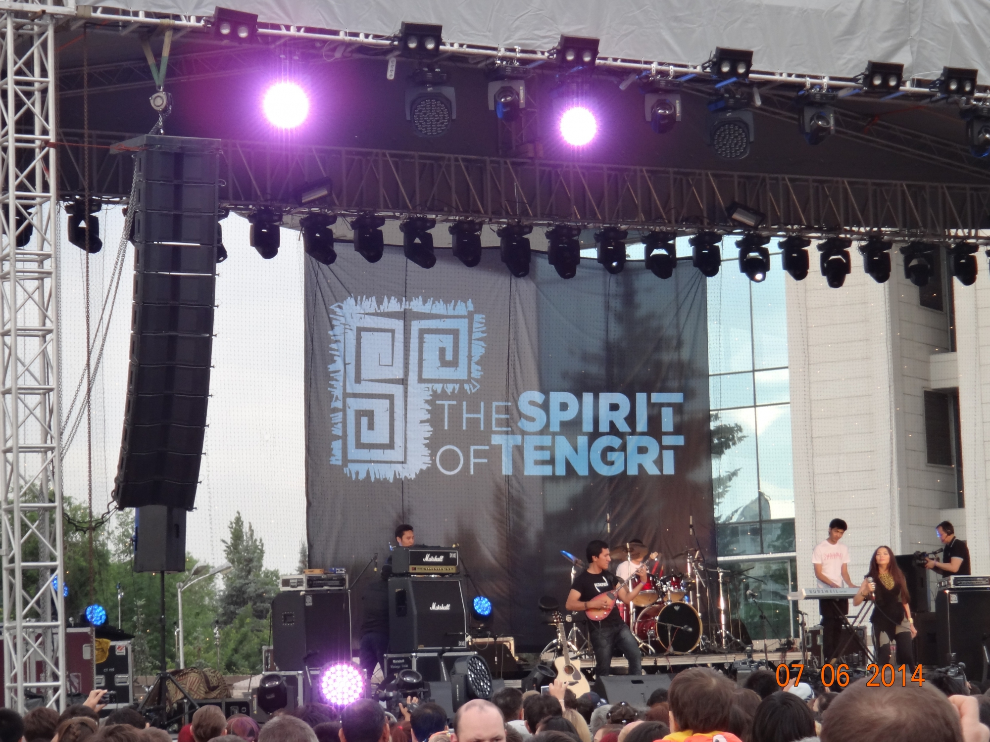 Фестиваль - The Spirit Of Tengri 2014 #The Spirit Of Tengri 2014, алматы, фестиваль