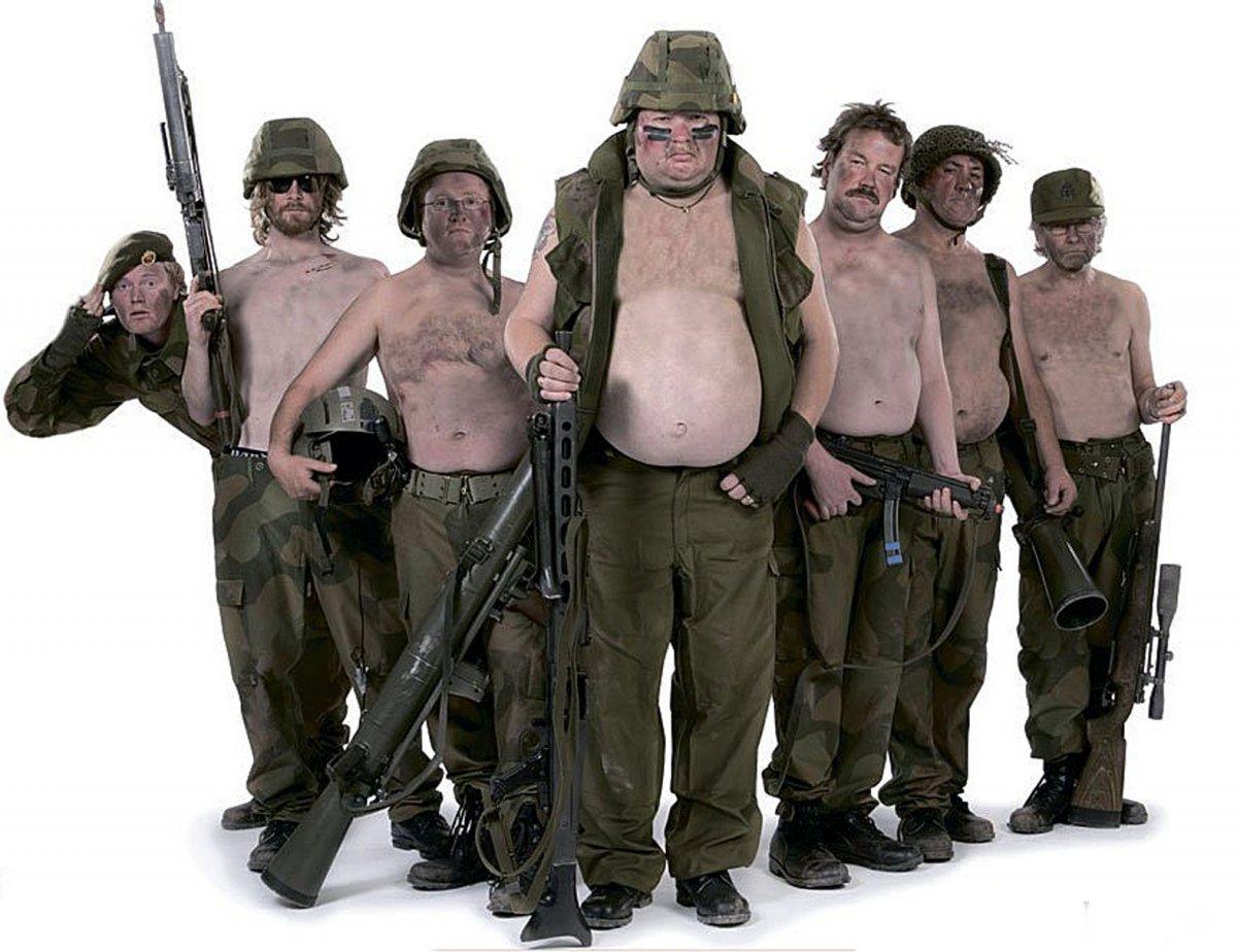 Если завтра война? Не пойти бы и вам в партизаны?
