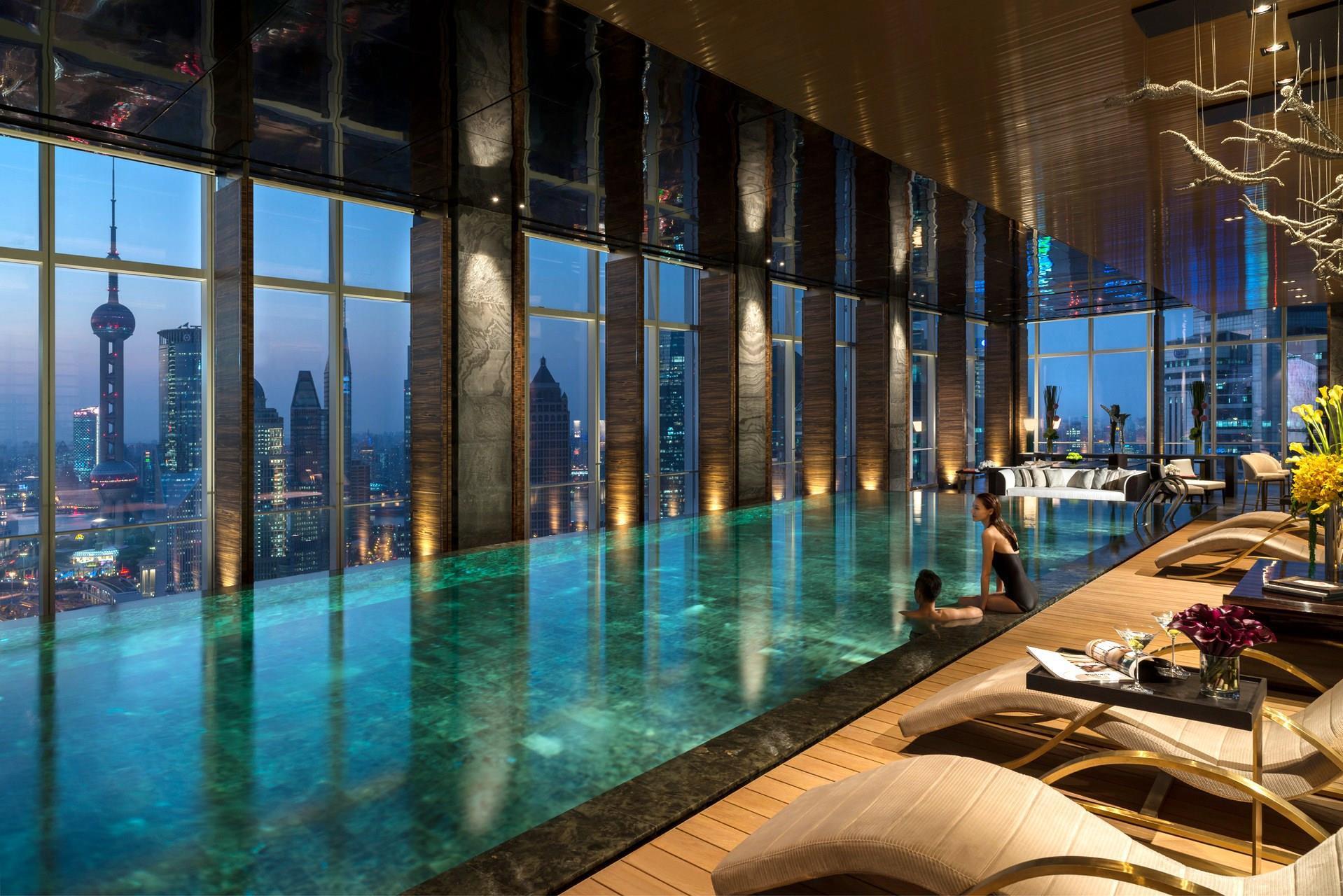 интерьер Шанхай Китай отель interior Shanghai China the hotel без смс