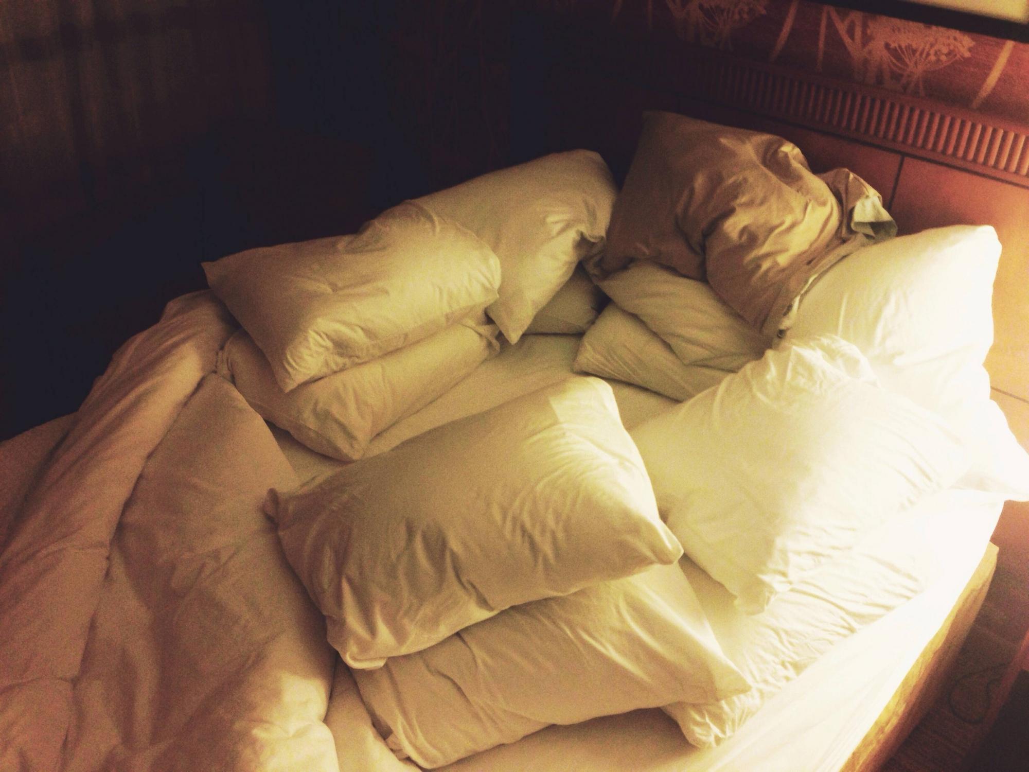 Кровать и сон картинкам