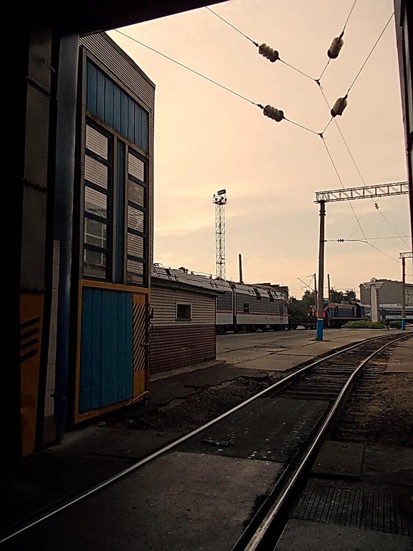 добился локомотивное депо хабаровск фото привлекает