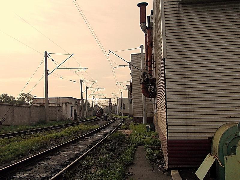 каждую локомотивное депо хабаровск фото трубка
