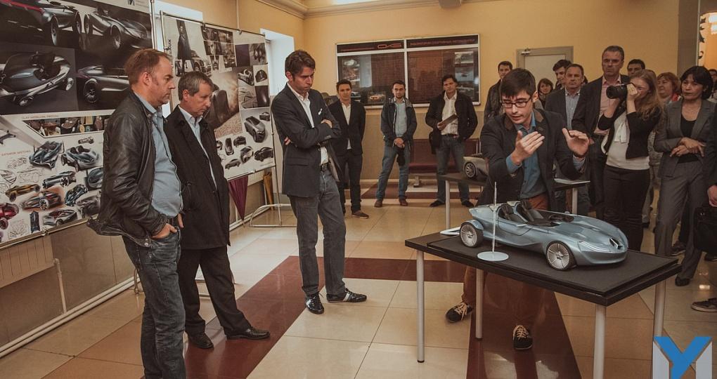 Защита диплома новые прикольные фото анекдоты видео посты на  В Университете МАМИ состоялось первое в России degree show