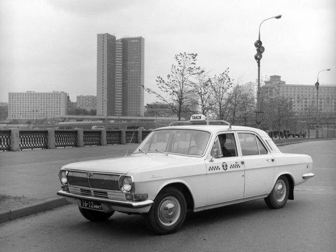 История и интересные факты о такси в СССР СССР, авто, история, такси