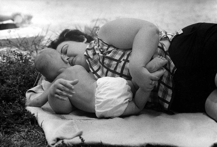 очень трогательная картинка маме гладкости