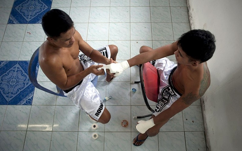 Таиланд педики