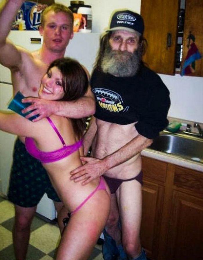 волосатые старухи Порно видео - BagFuck