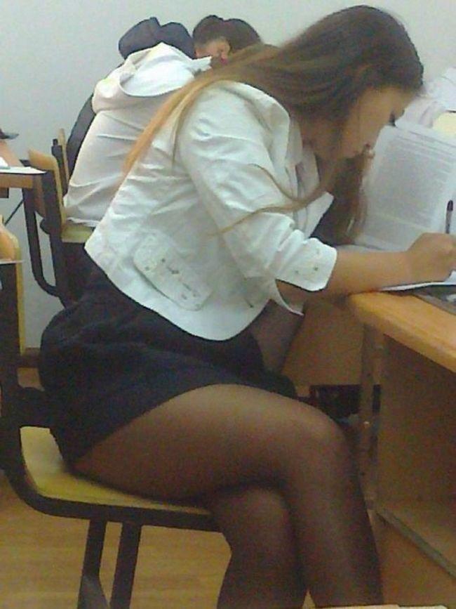 Фото засветы студенток из вк