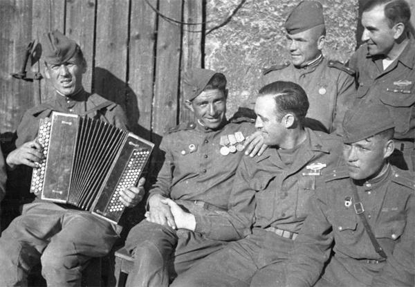 Истории Великой Отечественной о солдатской смекалке байки, вов, забавно, истории, смекалка, солдаты