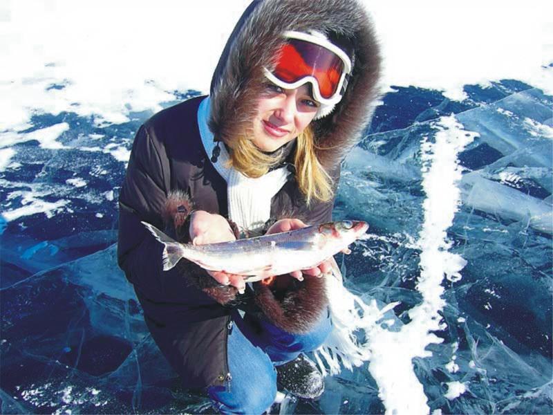 Всё об озере Байкал