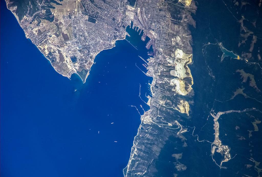 мечтали рубежом фото из космоса краснодарский край результате