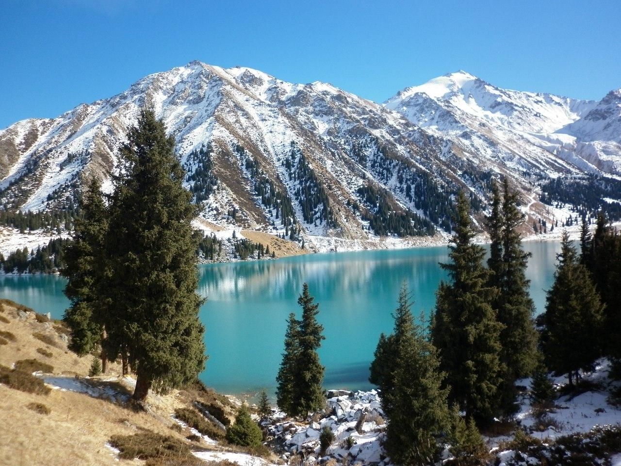Казахстан природа картинки