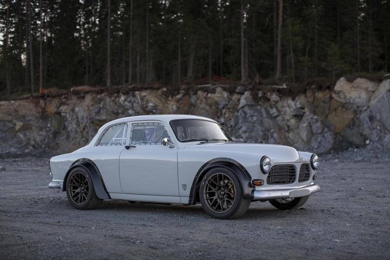 Volvo Amazon AWD Turbo V8