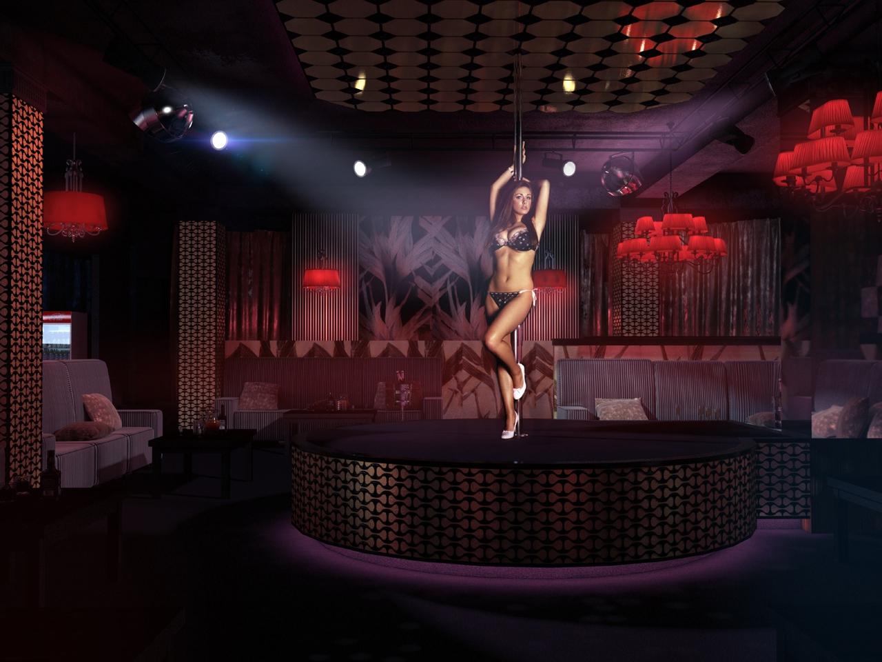 Charleston strip club