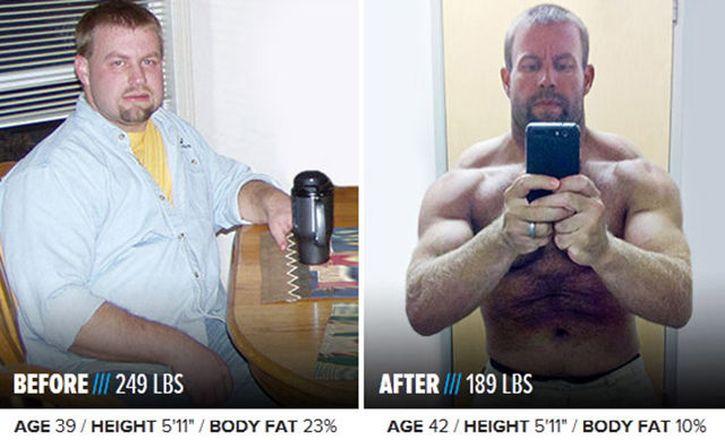 Накаченное тело как похудеть