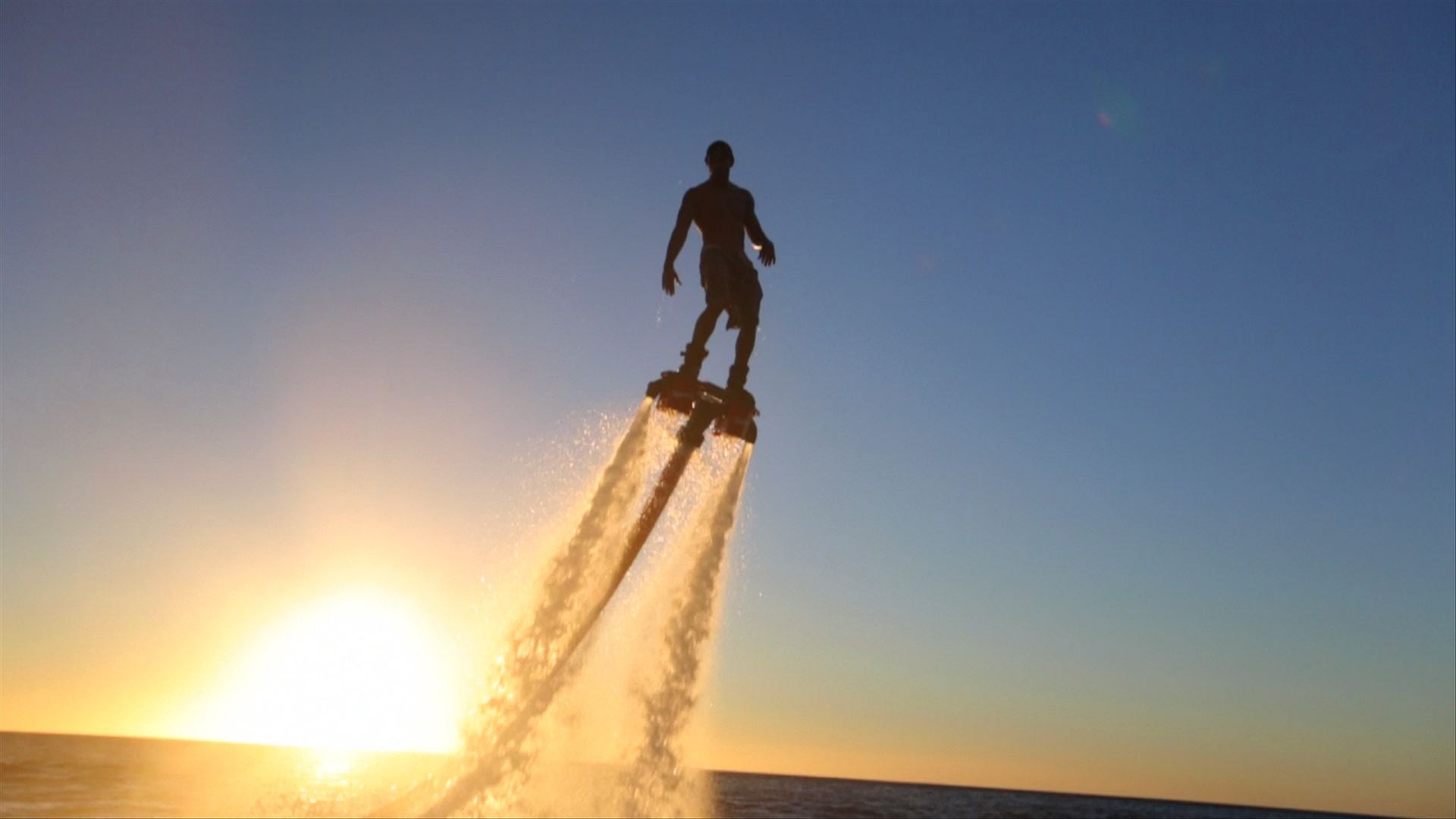 Flyboard - Corsica 2014  laugh, lol, wtf, youtube