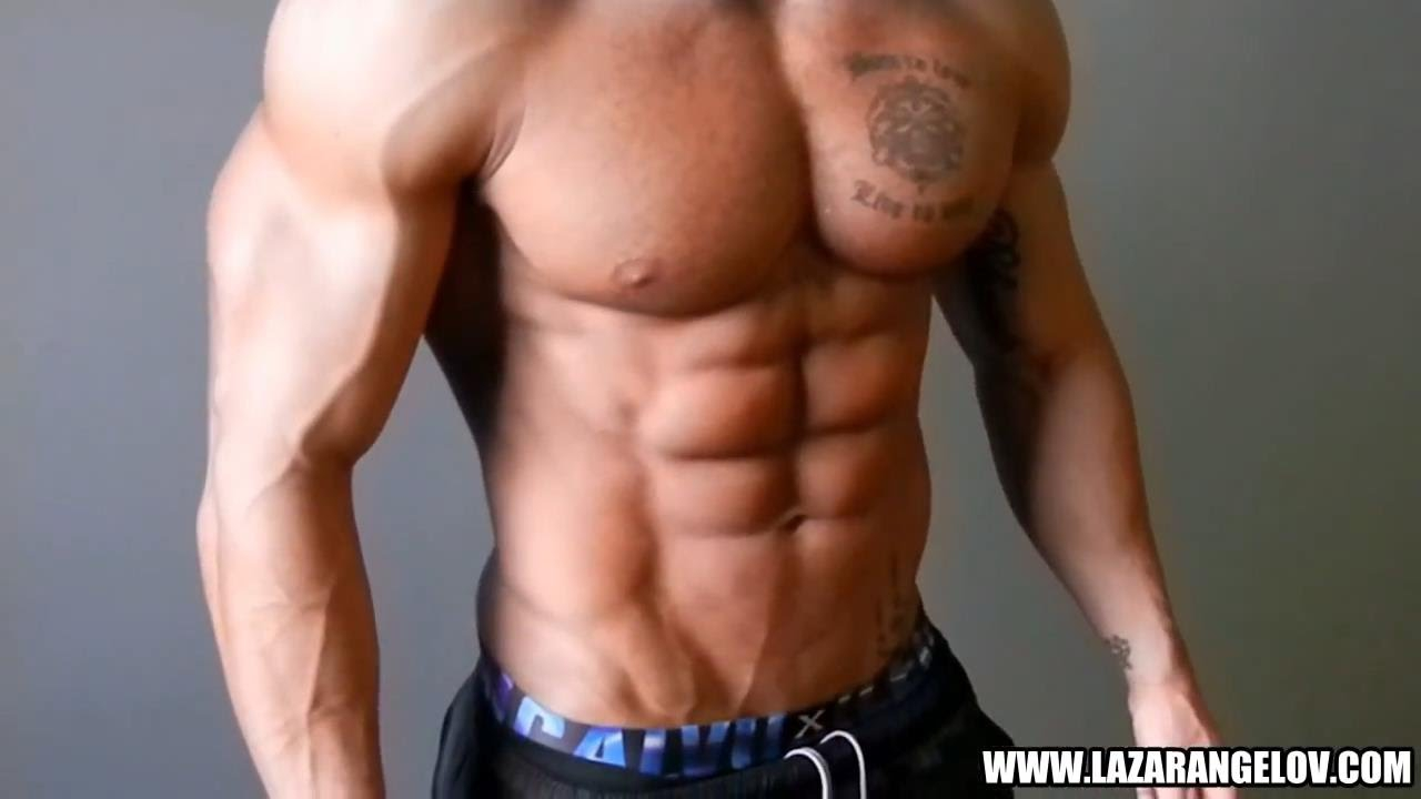 Lazar Angelov - Best Aestetics Body Motivation HD