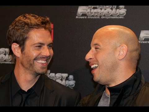 Paul Walker Funny Moments [A Tribute to Paul Walker]
