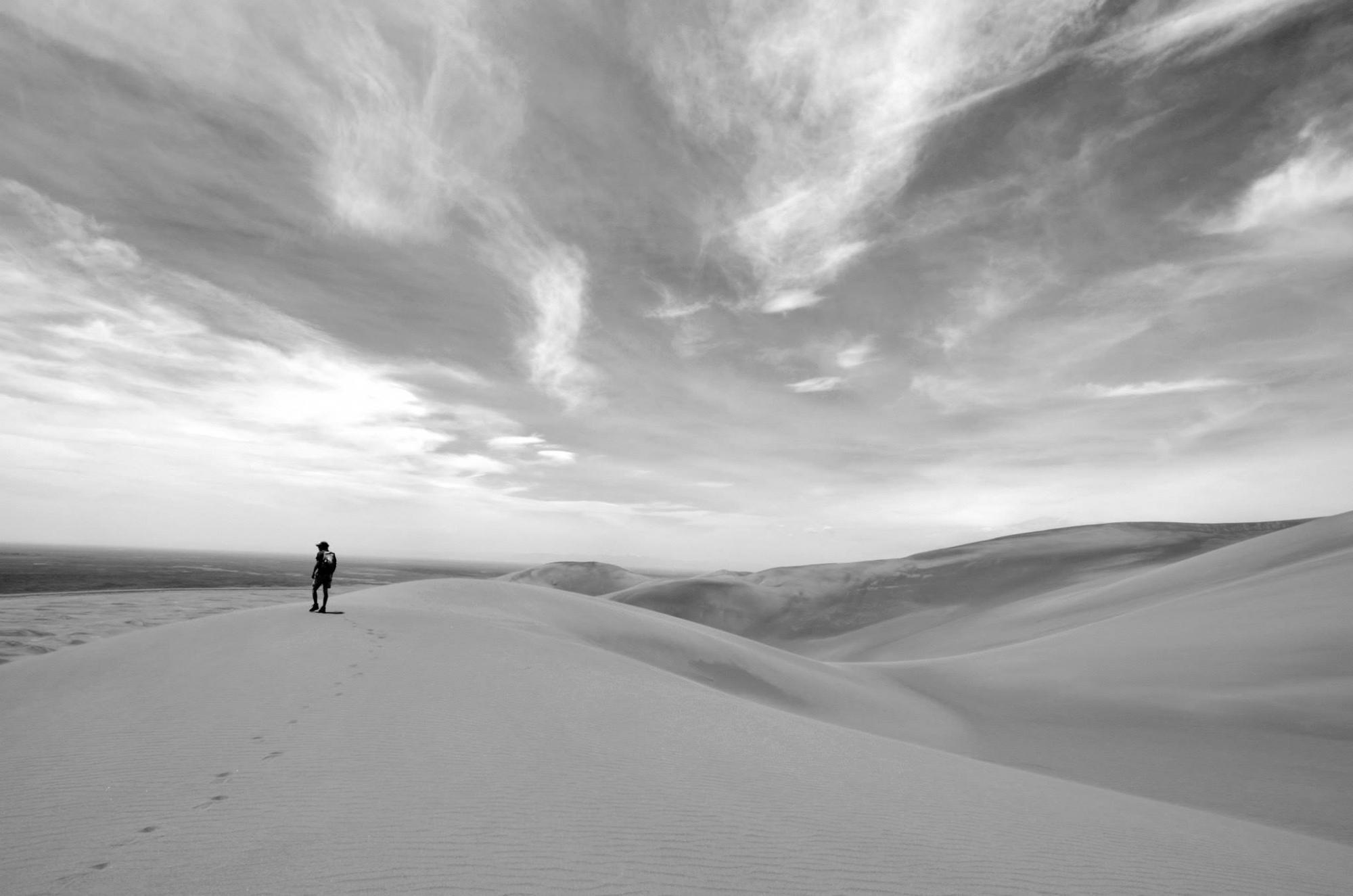 Картинка одинокий странник